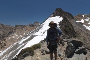Me at Glen Pass